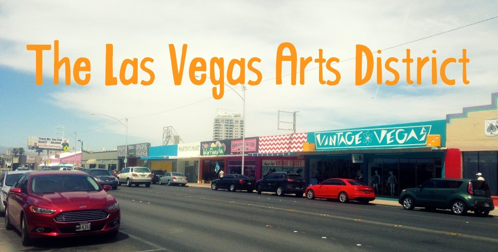 Las Vegas Arts District