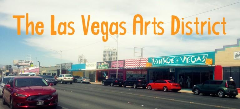 Saturday at The Las Vegas Arts District