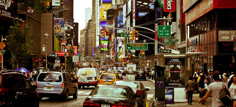 New York City, Food Poisoning, and Your Dreams
