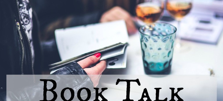 Book Talk: October 2015