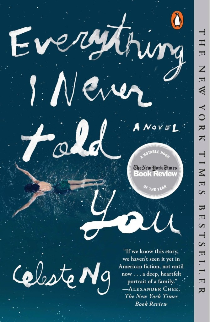 Book Talk: Everything I Never Told You
