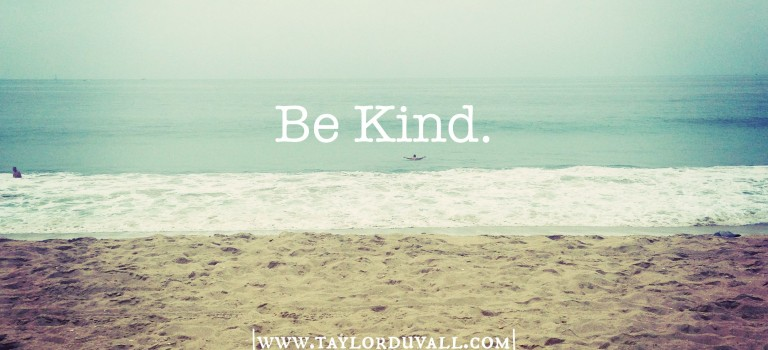 We Can Disagree and Still Be Kind People