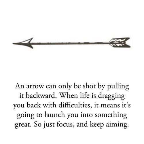 Follow Your Arrow