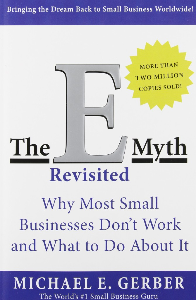 Book Talk: September 2015 - The E Myth