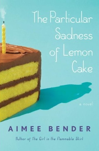 Book Talk: September 2015 - The Particular Sadness of Lemon Cake
