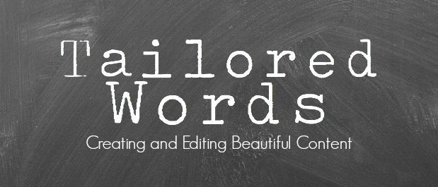 Tailored Words - Creating and Editing Beautiful Content