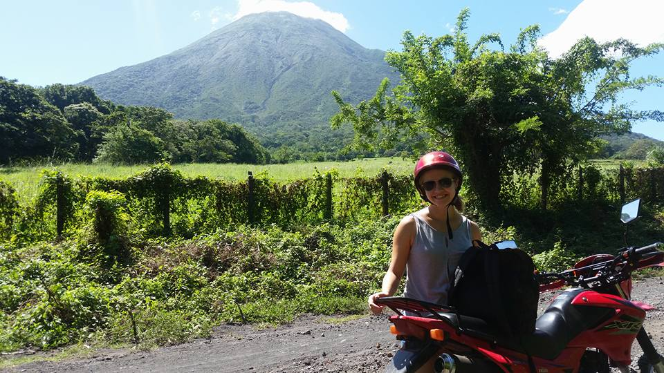 When In The Island of Ometepe