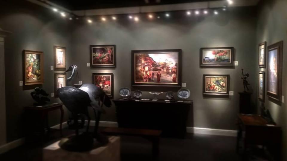 jm stringer gallery