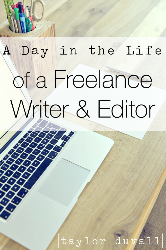 freelance writer & editor